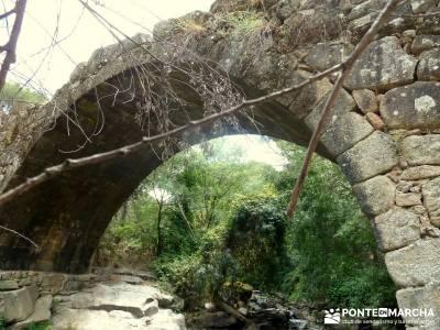 Paseo y Baño por el Valle y Río Tiétar;viaje organizado a madrid puente de constitucion
